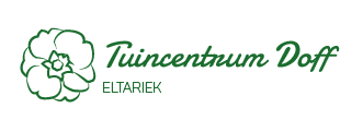logo Tuincentrum Doff
